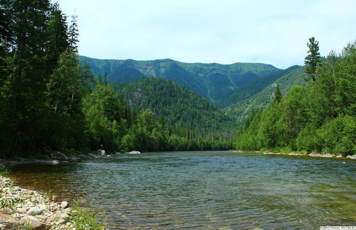 река Хара-Мурин фото