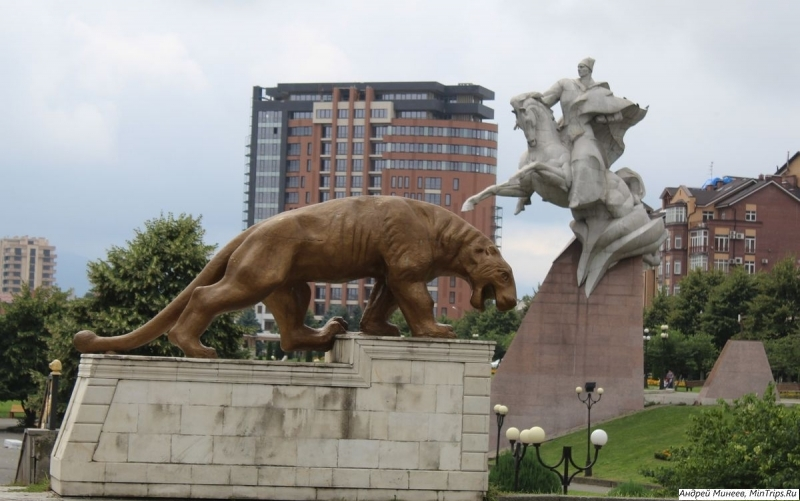 Северная Осетия столица Владикавказ фото