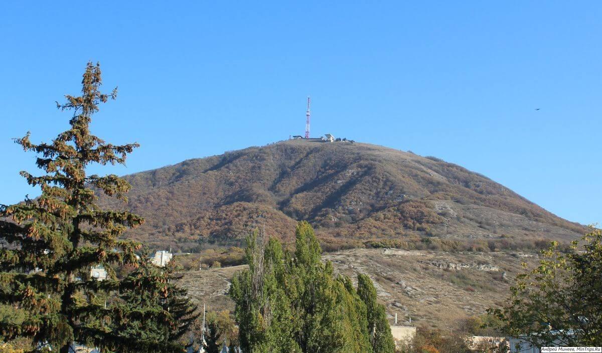 гора Машук Кавказ
