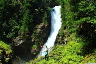 Водопад Чарующий