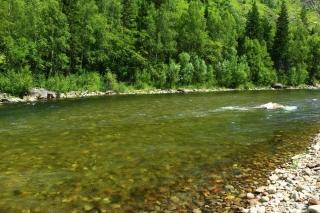 Река Хара-Мурин
