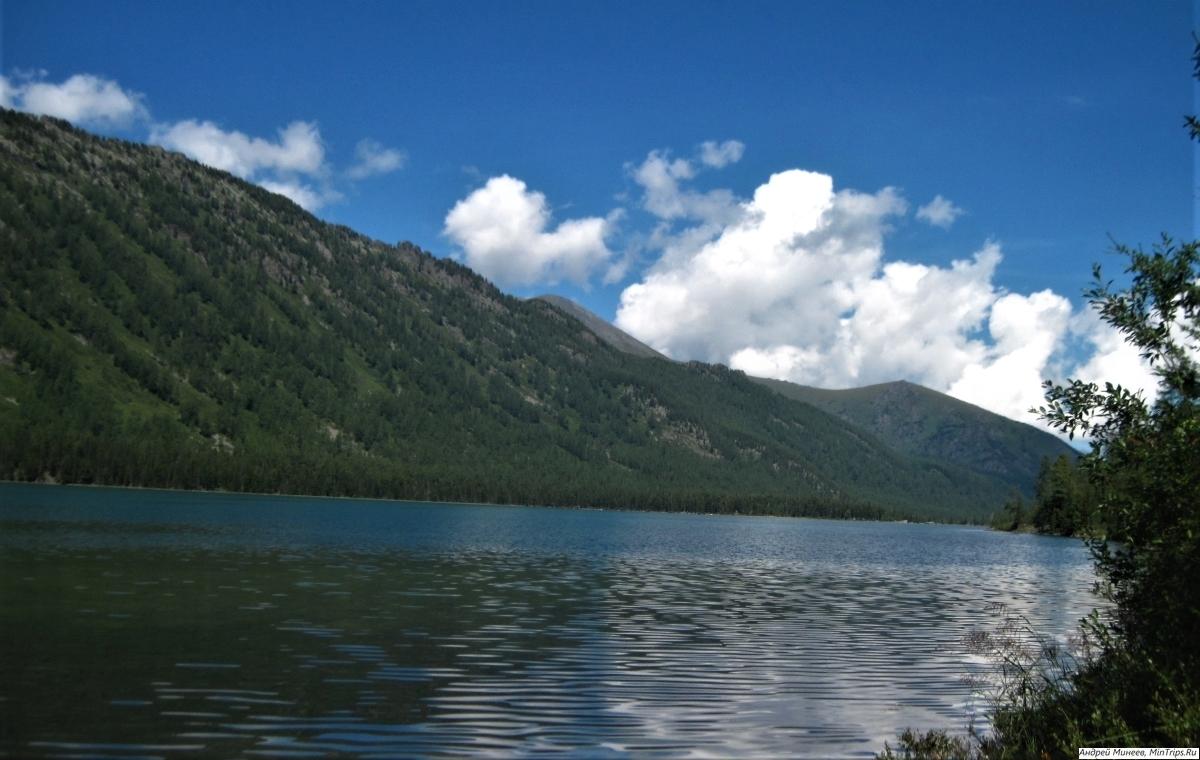 Среднее Мультинское озеро фото летом mintrips.ru